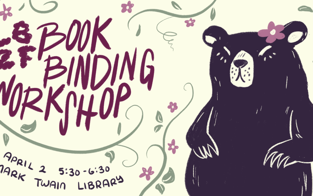PRE-EVENT: Bookbinding workshop at LBPL