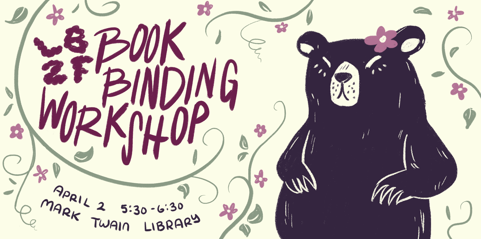 LBZF 2015 pre-event bookbinding workshop