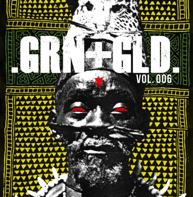 LBZF 2015 Featured Zinester: GRN+GLD